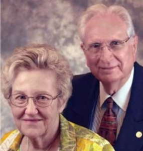 Robert and Rebecca Creel