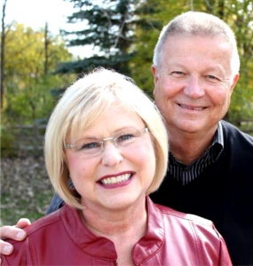 Jim and Linda Wellborn
